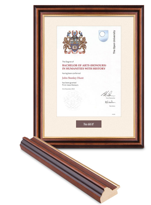 In UK, is a graduate diploma a degree?