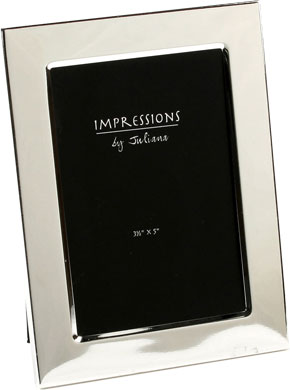 Impressions Silver Photo Frame (3388)