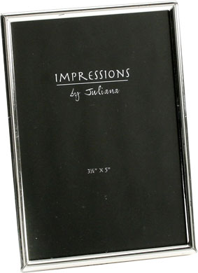 Impressions Silver Photo Frame (8156)