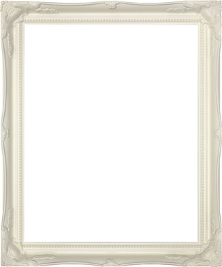 Decorative Picture Frame Clarity+ Perspex, 12x16