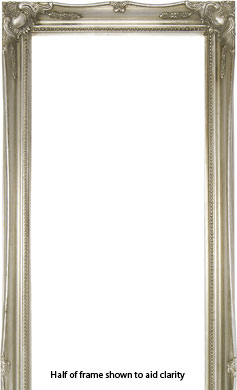 Decorative Picture Frame Clarity+ Perspex (816348710)