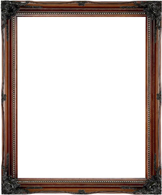Decorative Picture Frame Clarity+ Perspex (816495450)