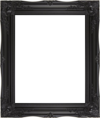 Decorative Picture Frame Clarity Perspex 30x40 Eframe