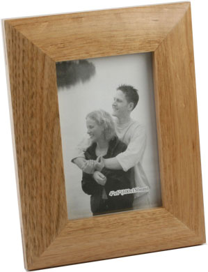 Impressions Natural Wood Photo Frame (FW28246)