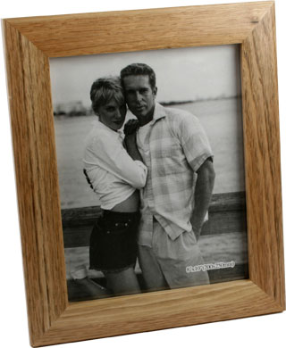Impressions Natural Wood Photo Frame, 8x10
