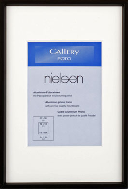 Nielsen Black Photo FramePhoto Frame & Mount (RF1434021)