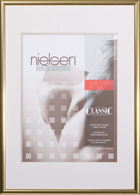 Nielsen Classic Gold Picture Frame, 28x35cm (R32301)
