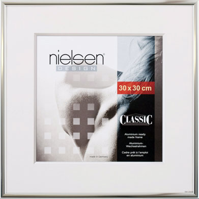 Nielsen Classic Silver Picture Frame, 70x70cm (R37703)