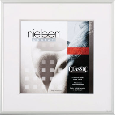 Nielsen Classic Silver Picture Frame, 70x70cm (R37704)