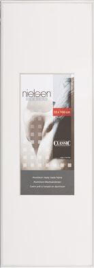 Nielsen Classic Silver Picture Frame, 35x100cm (R39504)