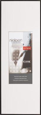 Nielsen Classic Black Picture Frame, 35x100cm (R39516)
