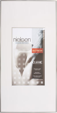 Nielsen Classic Silver Picture Frame, 50x100cm (R39603)