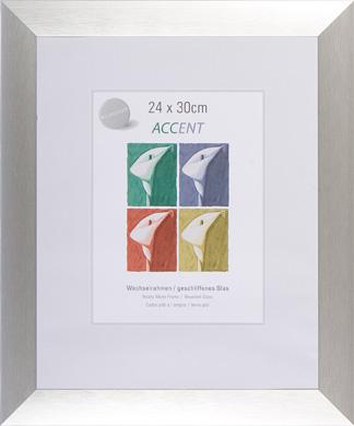 Nielsen Largo Silver Picture Frame, 40x50cm (R8740304)