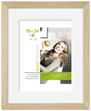 Nielsen Natural Wood Apollo Frames