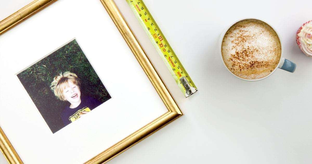 Picture Frame Sizes Shop Custom Standard Size Frames Eframe