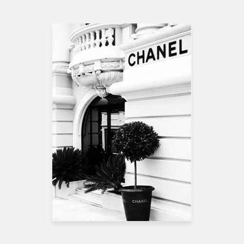 Chanel Shop front